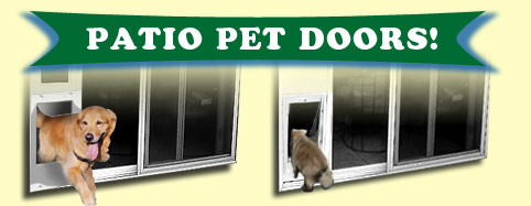 Wedgit Pet Doors